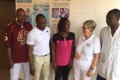 Ärzte-Einsatz im März 2019 in Tchamba